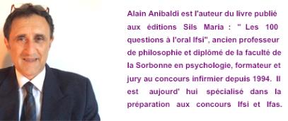 comment répondre aux question à l'oral ifsi