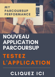 licence infirmier parcoursup inscription